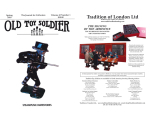 Old Toy Soldier Magazine 2018 Volume 42 Number 1 STEAMPUNK DIMESTORE