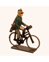 0828 Toy Kit Infantry bicycling - 1st Carabinier Regiment Kit