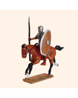 ARC4 Late Roman Heavy Cavalry 25mm Mounted Kit