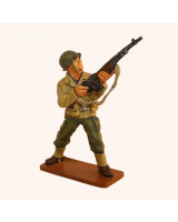 Del Prado 050 Rangers Technician Normandy U.S.A. 1944 Painted