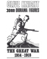 30mm Clive Knight Diorama Figures Catalog - Order Paper or PDF further down right!