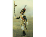 NF1080-01 Drum-Major Year 1810 Painted