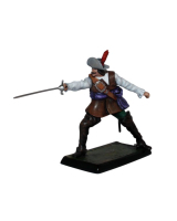 DO-J-005 - The Duelist - Digital-Sculpt-Figures - 54mm Unpainted