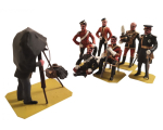 ToL 058 – Victoriana British Officers c.1895 – Size 54mm Painted