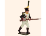 725 3 Toy Soldier Voltigeur advancing Kit