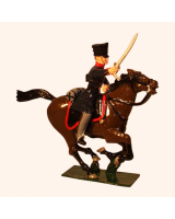 781-1 Toy Soldier Trooper Landwehr Prussian Dragoons Napoleonic War Kit