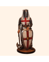 AL90 49 T.S. Knight Templar Painted