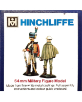 F11 Model Soldier - British Horse Royal Artillery 1815 Gunner with buckets - Unpainted
