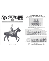 Old Toy Soldier Magazine 1988 Volume 12 Number 4 - Spanish Cavalry