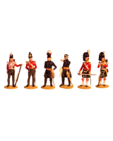2019 Christmas set - The British Army - The Crimean War - 54mm Painted in Gloss