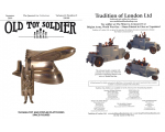 Old Toy Soldier Magazine 2019 Volume 43 Number 2 - Thomas Toy and Popular Playthings Space Figures