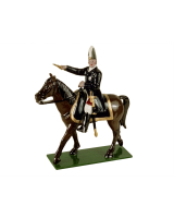 0735 Toy Soldier Set The Duke of Wellington mounted on Copenhagen Painted