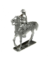 31 A 1 Officer mounted on lively horse Holger Eriksson 30mm HM Kit