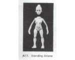 A17 - Standing Atlene - Unpainted