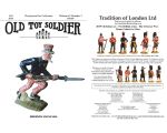 Old Toy Soldier Magazine 2019 Volume 43 Number 3 - Eriksson Uncle Sam