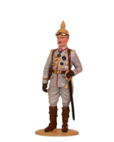821 Toy Soldier Set Kaiser Wilhelm II Painted