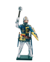 K02 Toy Soldier Set Charles V as Dauphin Painted