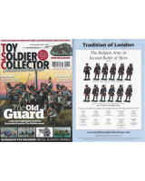 Toy Soldier Collector Magazine Issue 92 - Samurai Searching for elusive figures