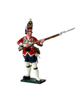 0548 Toy Soldier Set British Grenadier Painted
