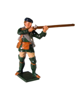 0558 Toy Soldier Set Private Rogers Rangers Painted