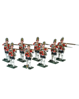 0652 Toy Soldiers Set British Grenadiers Painted