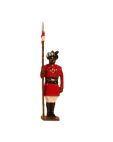 0047 3 Toy Soldier Lancer 4th Regiment of Bengal Lancers 1900 Kit