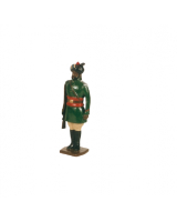 0048 2 Toy Soldier Sergeant Duke of Connaught's Own Bombay Lancers Kit