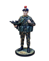 AS90 04 Private Musketry Order Royal Regiment of Fusiliers c.1990 Painted
