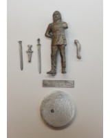 REAL MODELS - 01 - Germanic Warrior 3rd c AD Kit