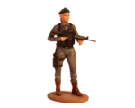 T54 097 IDF Soldier in Basic Uniform - The Israel Defense Forces, Painted