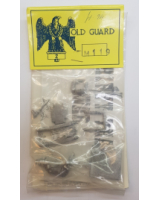 The Old Guard Ltd. New Hope Design - M-119 - Captain of mercenaries, seated in chair - Kit