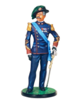 RC90 098 Lieutenant Bersaglieri Regiments Kit