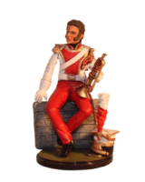 Sqn80 036 Trumpeter Polish Lancers of the Guard 1812 Painted