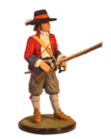 Sqn80 042 Musketeer New Model Army 1645 Kit
