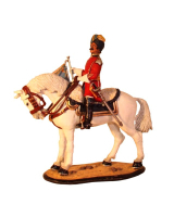 Sqn80 100 Trumpeter Mounted Governor General's Bodyguard 1784 Kit