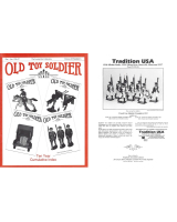 Old Toy Soldier Magazine 1996 Volume 20 Number 6 Ten Year Cumulative Index