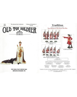 Old Toy Soldier Magazine 2009 Volume 33 Number 3 The King that never was Britains Edward VIII