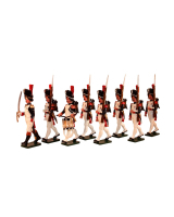 0769 Toy Soldiers Set French Grenadiers of the Guard Painted