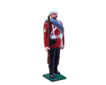 054 2 Toy Soldier Sergeant The Royal West Kent Regiment Egypt 1882 Kit