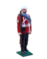0054 2 Toy Soldier Sergeant The Royal West Kent Regiment Egypt 1882 Kit