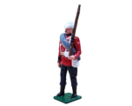 054 3 Toy Soldier Private The Royal West Kent Regiment Egypt 1882 Kit