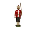 0070 3 Toy Soldier Private 8th Madras Native Infantry 1890 Kit