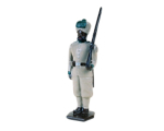 033 2 Toy Soldier Private at attention 29th Punjab Infantry Kit