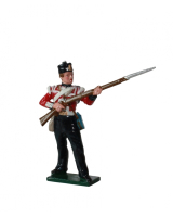 0559 British Infantry Private Toy Soldier Set Painted