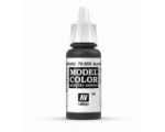 AV Vallejo Model Color VAL855 - Black Glaze - Paint