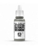 AV Vallejo Model Color VAL864 - Metallic Natural Steel - Paint