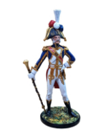 RC90 023 Drum Major Senot Grenadier of the Imperial Garde c.1810 Painted