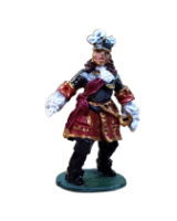 H 02b Duke of Monmouth On 30mm Willie Foot Kit