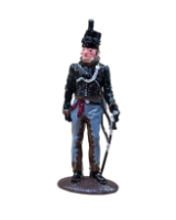 ToL 061 - Officer The 95th Rifle Regiment Painted