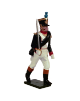 0718 1 Toy Soldier Officer advancing Kit